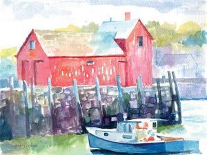 Cape Ann by Gregory Gorham