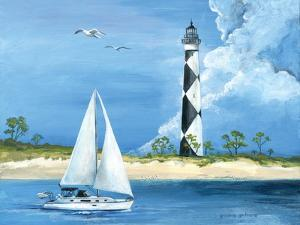 Cape Lookout by Gregory Gorham