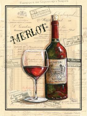 Chateau Rouge by Gregory Gorham