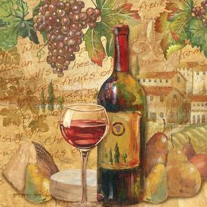 Chianti Abundance - Wine by Gregory Gorham