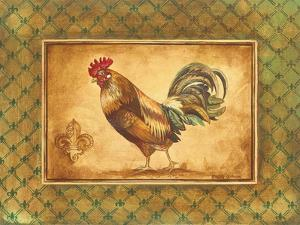 Country Rooster II by Gregory Gorham