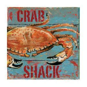Crab Shack by Gregory Gorham