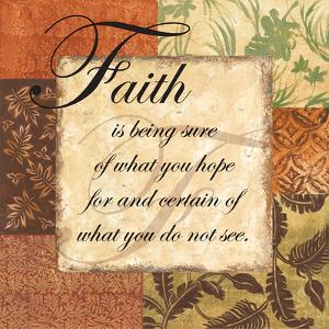 Faith - special by Gregory Gorham