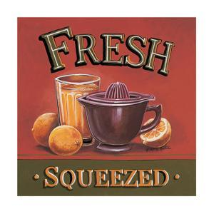 Fresh Squeezed by Gregory Gorham