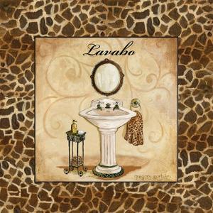 Giraffe Lavabo by Gregory Gorham