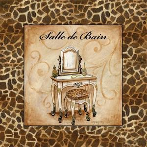 Giraffe Salle de Bain by Gregory Gorham