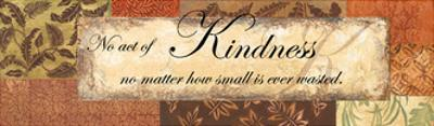 Kindness - special