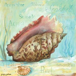 Marine Life Motif V by Gregory Gorham