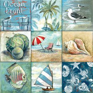 Ocean Front - Nine Square by Gregory Gorham