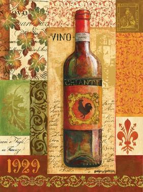 Old World Wine I by Gregory Gorham