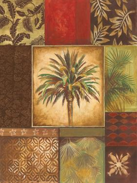 Palm Collage I by Gregory Gorham