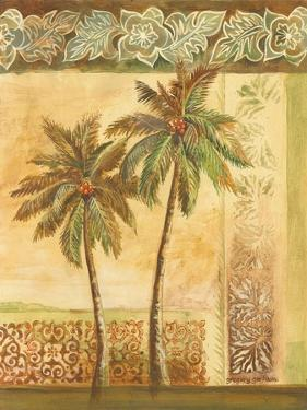 Palm Trees II by Gregory Gorham