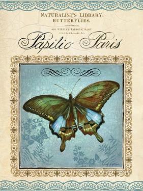 Papilio Paris by Gregory Gorham