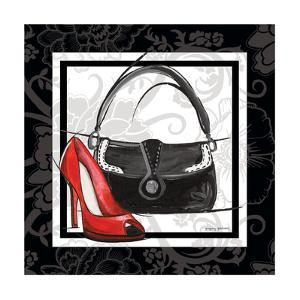 Purse and Shoe II by Gregory Gorham