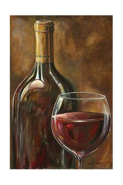 Red Wine by Gregory Gorham