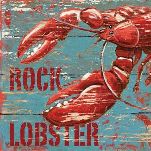 Rock Lobster by Gregory Gorham