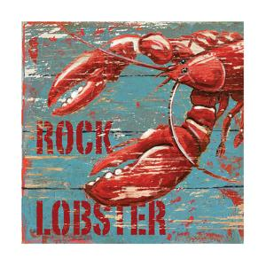 Rock Lobster by Gregory Gorham
