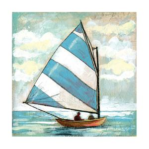 Sailboats I by Gregory Gorham