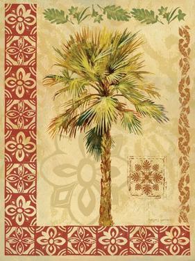 Summer Palm I by Gregory Gorham