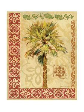 Summer Palm I by Gregory Gorham