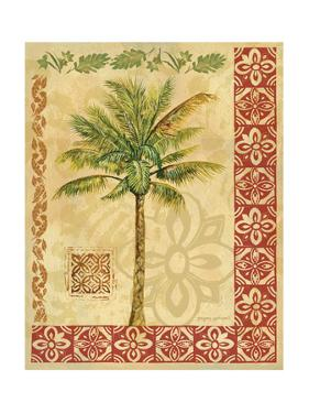 Summer Palm II by Gregory Gorham