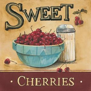 Sweet Cherries by Gregory Gorham