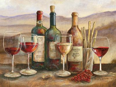 Tuscan Banquet by Gregory Gorham