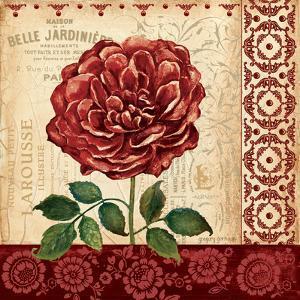 Vintage Rose by Gregory Gorham