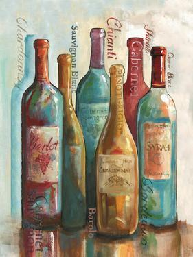 Wine Cellar Motif II by Gregory Gorham