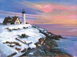 Winter's Light by Gregory Gorham