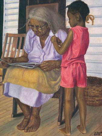 Grandma & Me by Gregory Myrick