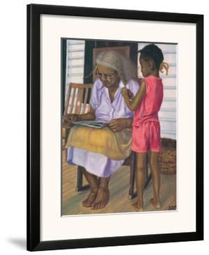 Grandma & Me by Gregory Myrick