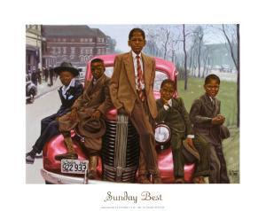Sunday Best by Gregory Myrick