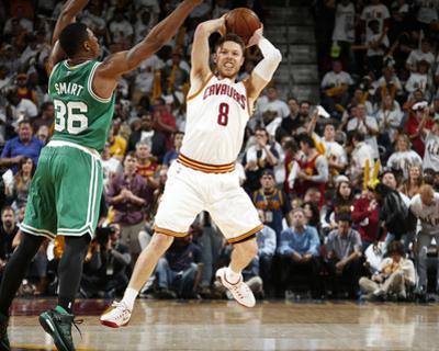 Boston Celtics v Cleveland Cavaliers - Game One