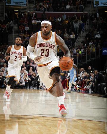 Denver Nuggets v Cleveland Cavaliers by Gregory Shamus