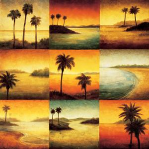 Palm Perspectives by Gregory Williams