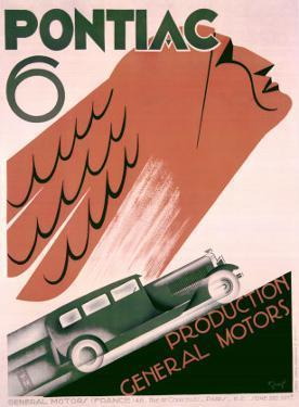 Pontiac 6 by Greif