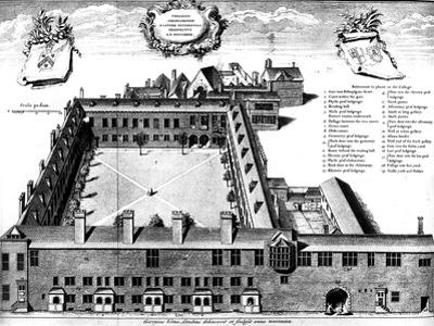 Gresham College, London, 1739