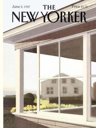 The New Yorker Cover - June 8, 1987