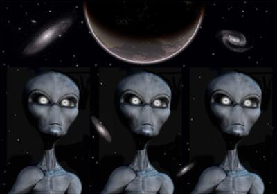 Grey Alien Clones