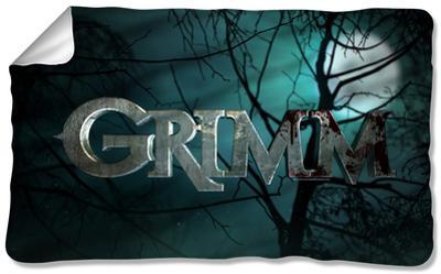 Grimm - Logo Fleece Blanket