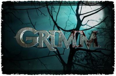 Grimm - Logo Woven Throw