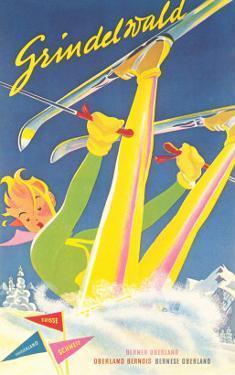 Grindelwald Ski Resort, Graphics
