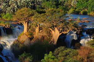 Epupa Waterfall, Namibia by Grobler du Preez