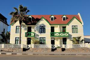 German Architecture in Swakopmund, Namibia by Grobler du Preez