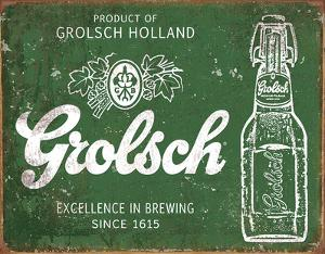 Grolsch Beer - Excellence