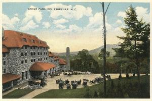 Grove Park Inn, Asheville