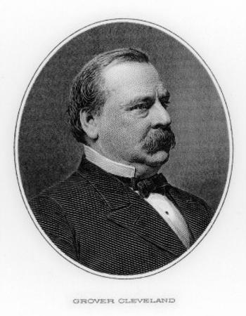 Grover Cleveland 22nd and 24th Us President