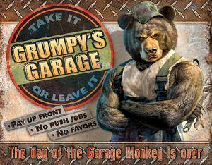 Grumpy's Garage