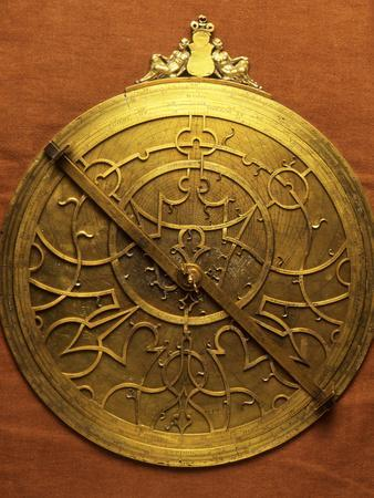 Astrolabe, Second Half of the 16th Century